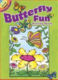 Butterfly Fun Activity Book, Jessica Mazurkiewicz, 0486471985