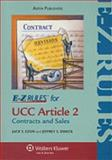 E-Z Rules for Contracts and Sales, Ezon, 0735571988