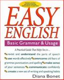 Easy English : Basic Grammar and Usage, Bonet, Diana, 1560521988