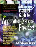 The Essential Guide to Application Service Providers, Toigo, Jon William, 0130191981