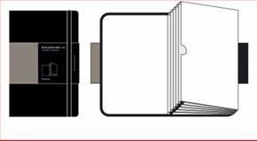 Memo Pockets, Moleskine, 8862931980
