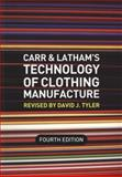 Technology of Clothing Manufacture, , 1405161981