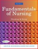 Fundamentals of Nursing : Theory, Concepts and Applications, Wilkinson, Judith M. and Van Leuven, Karen, 0803611986