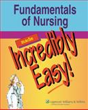 Fundamentals of Nursing, Lippincott Williams & Wilkins Staff, 1469801981