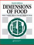 Dimensions of Food, Vaclavik, PH.D., Vickie A and Pimentel, M.S., Marcia H, 0849391989
