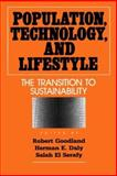 Population, Technology, and Lifestyle : The Transition to Sustainability, , 1559631996