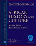 Encyclopedia of African History and Culture, Page, Willie F. and Davis, R. Hunt, 0816051992