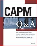 Capm Q&a, Caseley, Steve, 1305491998