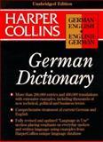 HarperCollins German Dictionary Unabridged, Peter Terrell, 0062701991