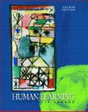 Human Learning, Ormrod, Jeanne E., 0130941999