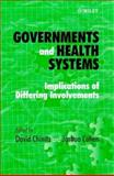 Governments and Health Systems : Implications of Differing Involvements, Chaim Doron, 0471981990
