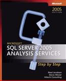 Microsoft SQL Server 2005 Analysis Services Step by Step, Jacobson, Reed, 0735621993