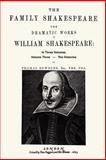 The Family Shakespeare, Volume Three, the Histories, William Shakespeare, 0923891994