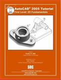 AutoCAD Tutorial First Level 2D Fundamentals 2005, Shih, Randy and Zecher, Jack, 1585031992