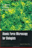 Atomic Force Microscopy for Biologists, Morris, V. J., 1860941990