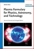 Plasma Formulary for Physics, Astronomy and Technology, Declan Diver, 3527411992