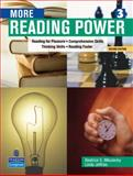 More Reading Power : Reading for Pleasure, Comprehension Skills, Thinking Skills, Reading Faster, Mikulecky, Beatrice S. and Jeffries, Linda, 0130611999