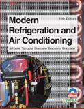 Modern Refrigeration and Air Conditioning, Andrew D. Althouse and Carl H. Turnquist, 1619601990
