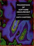 Foundations of Software Measurement, Shepperd, Martin, 0133361993