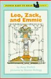 Leo, Zack, and Emmie, Amy Ehrlich, 0140361995