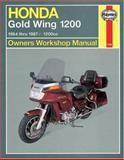 Honda Gold Wing 1200, 1984 Thru 1987 - 1200cc, Alan Ahlstrand and John Haynes, 1563921995