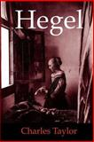Hegel, Charles Taylor, 0521291992