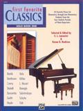 First Favorite Classics, Solo, E. L. Lancaster and Kenon D. Renfron, 0739011995