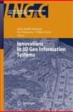 Innovations in 3D Geo Information Systems, , 3642071996
