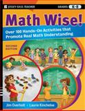 Math Wise!, James L. Overholt and Laurie Kincheloe, 0470471999