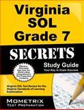 Virginia SOL Grade 7 Secrets Study Guide, Virginia SOL Exam Secrets Test Prep Team, 1627331999