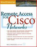 Remote Access for Cisco Network, Burton, William, 0071352007