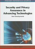 Security and Privacy Assurance in Advancing Technologies : New Developments, Hamid Nemati, 1609602005