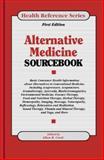 Alternative Medicine Sourcebook 9780780802001