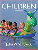 Children, Santrock, John W., 0073532002