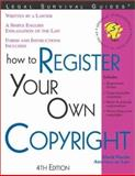 How to Register Your Own Copyright, Warda, Mark, 1572482001