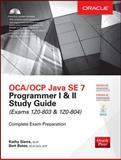 OCP Java SE 7, Sierra, Kathy and Bates, Bert, 0071772006
