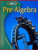Pre-Algebra, Malloy, Carol E. and Price, Jack, 0078252008