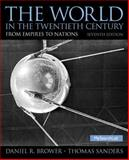 The World in the Twentieth Century, Brower, Daniel R. and Sanders, Thomas, 0136052010