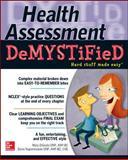 Health Assessment, Digiulio, Mary and Napierkowski, Daria, 0071772014