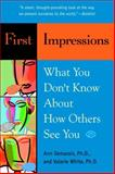 First Impressions, Ann Demarais and Valerie White, 0553382012