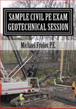 Sample Civil PE Exam, Michael, Michael Frolov, P.E., 150040201X