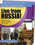 Russian Stage One : Live from Russia: Volume 1, American Council Of Teachers Of Russian, 0757552013