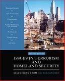 Issues in Terrorism and Homeland Security : Selections from CQ Researcher, , 141299201X