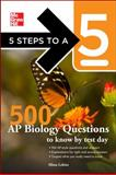 AP Biology Questions to Know by Test Day, Lebitz, Mina and Evangelist, Thomas A., 0071742018