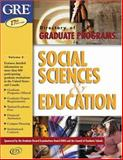 Directory of Graduate Programs in Social Sciences and Education, Ets, 0886852013