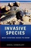 Invasive Species, Daniel Simberloff, 0199922012