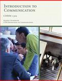 Comm 1302 : Introduction to Communication, Raley, Jessica and UTPA Department of Communication Staff, 0558392016