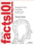 Studyguide for Kuby Immunology by Judy Owen, ISBN 9781429219198, Cram101 Textbook Reviews Staff and Owen, Judy, 1490262016