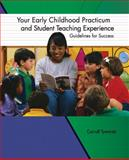 Your Early Childhood Practicum and Student Teaching Experience, Tyminski, 0131972014