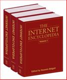 The Internet Encyclopedia, 3 Volume Set, Hossein Bidgoli, 0471222011